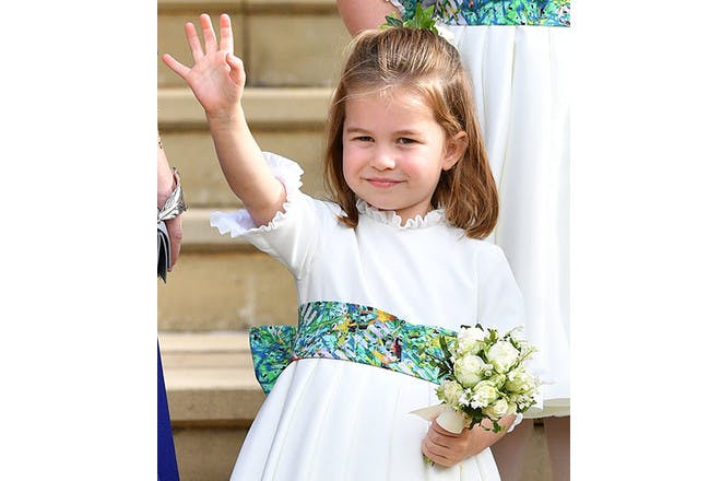 28. The royal wave