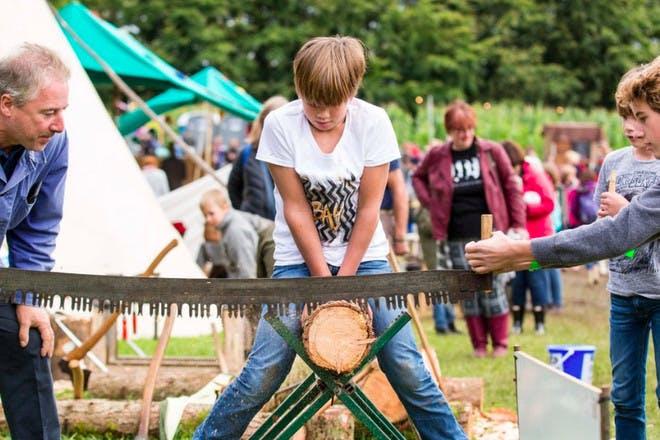 27. Camp Good Life, Wales, 17-19 Sep 2021