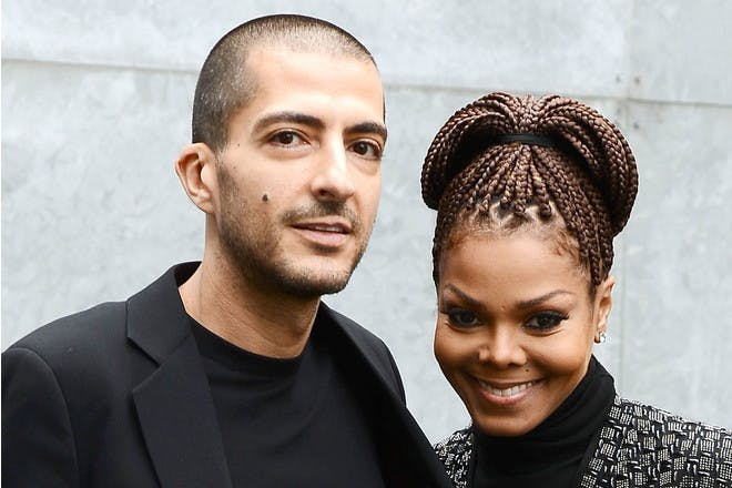 15. Janet Jackson and Wissam Al Mana