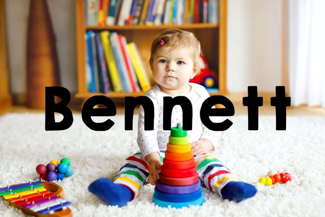 Bennett baby name