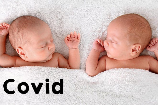 Covid baby name