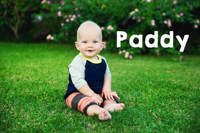 Paddy baby name