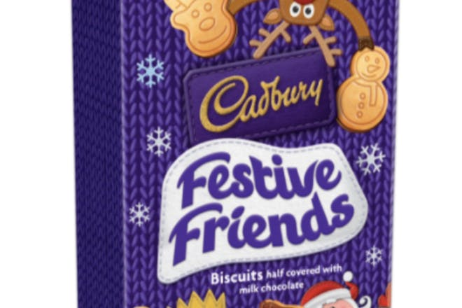 Cadbury Festive Friends
