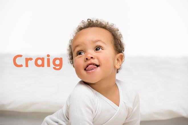 Craig baby name
