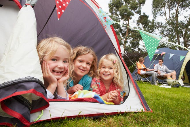 The UK's best campsites for kids