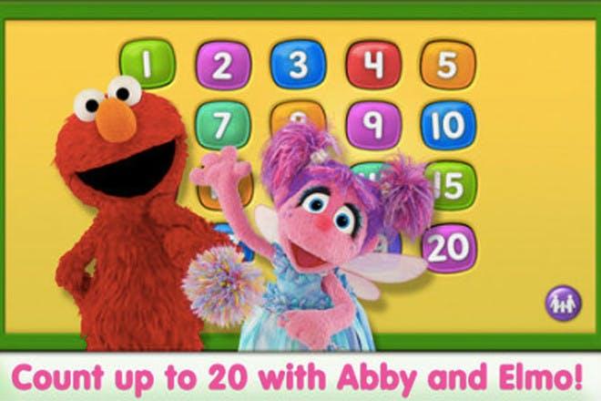 14. Elmo Loves 123s