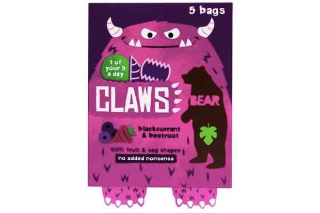 Bear Claws snacks