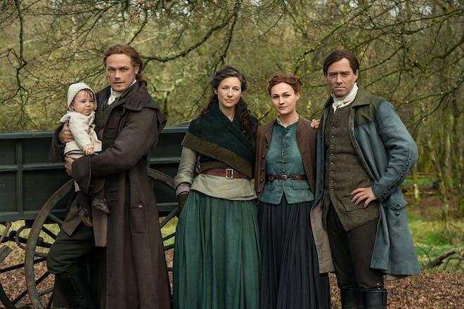 6. Outlander: Season 5