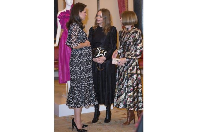 Kate Middleton Fashion Week