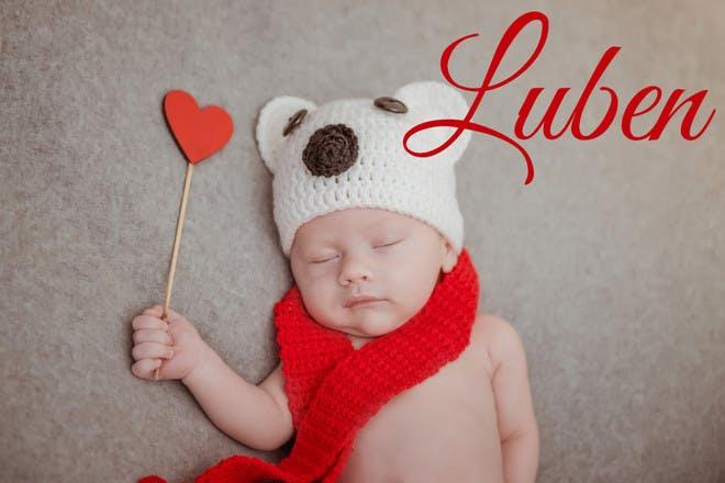 Luben name love