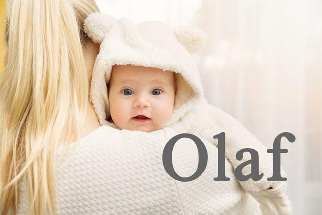 25. Olaf