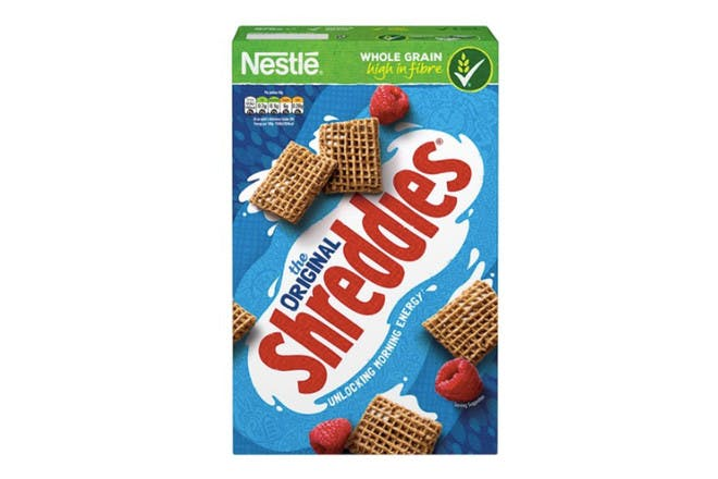 83. Nestle Shreddies Original Cereal