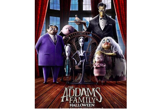 3. The Addams Family