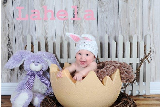 Lahela - Easter baby names