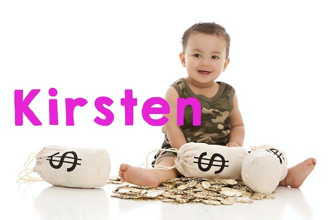 14. Kirsten