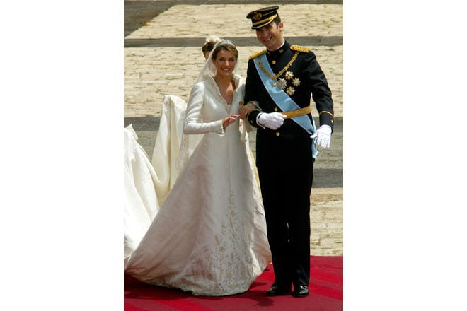 3. Queen Letizia of Spain