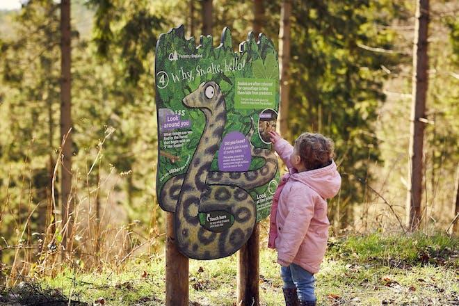 Alice Holt Gruffalo Trail