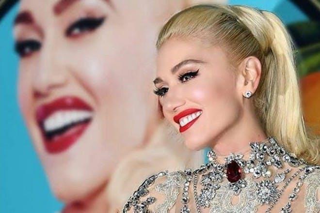 7. Gwen Stefani