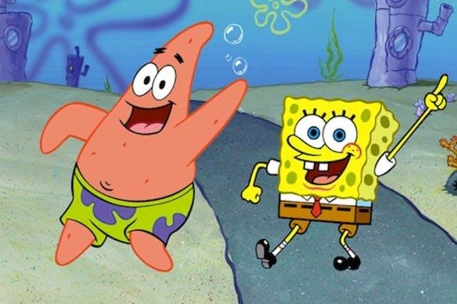 8. SpongeBob SquarePants