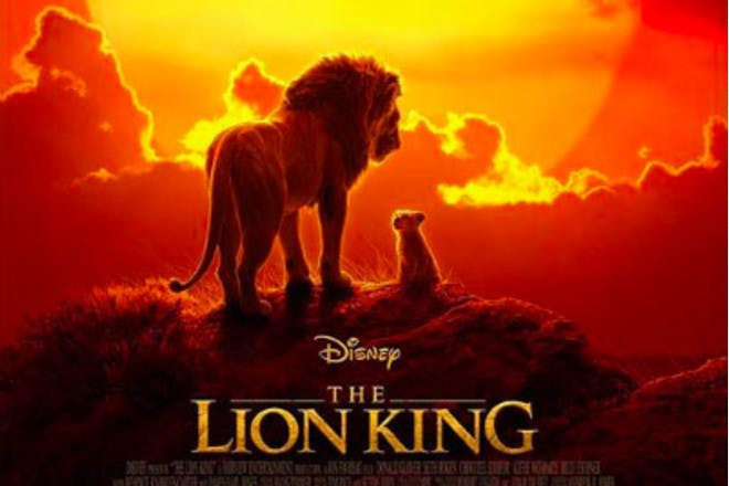 12. The Lion King