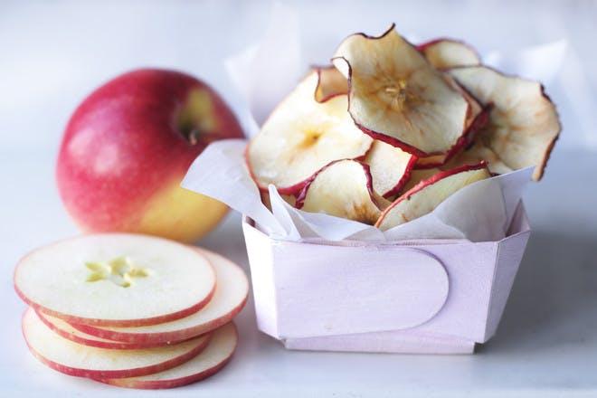 26. Apple crisps