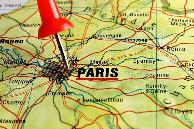 2. Where is Disneyland Paris?