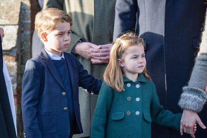How the royals spent Christmas 2019