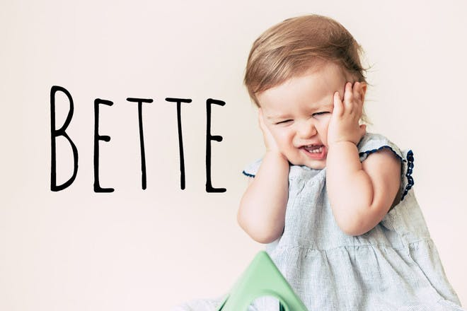 Baby name Bette