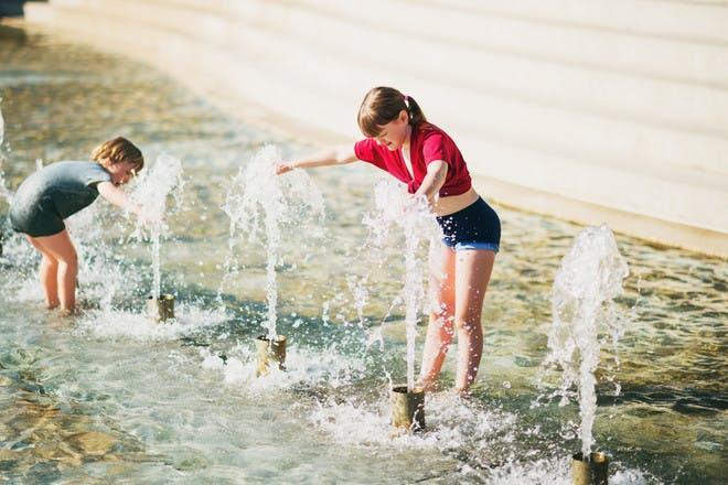 9. Find a splash park