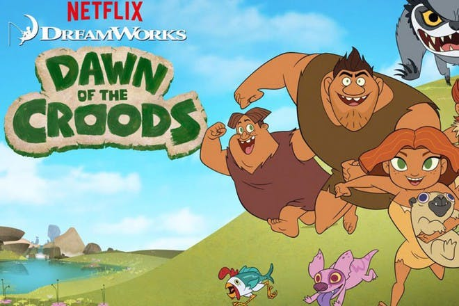 down of the croods