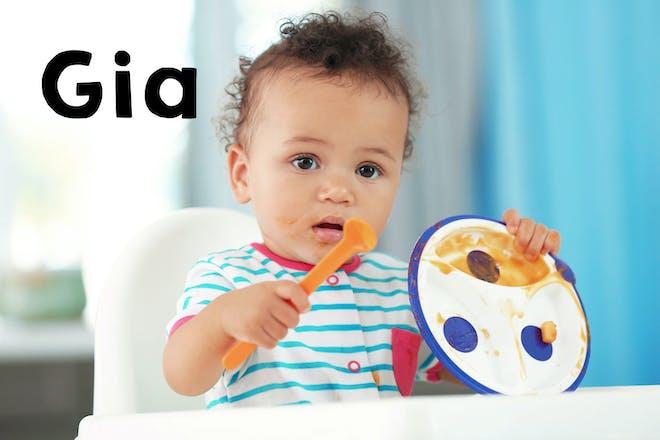 Gia baby name