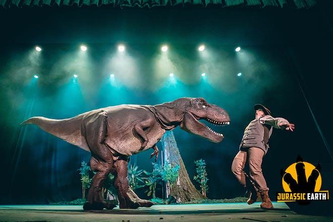 Jurassic Earth Live