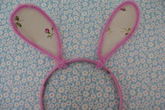 Headband bunny ears