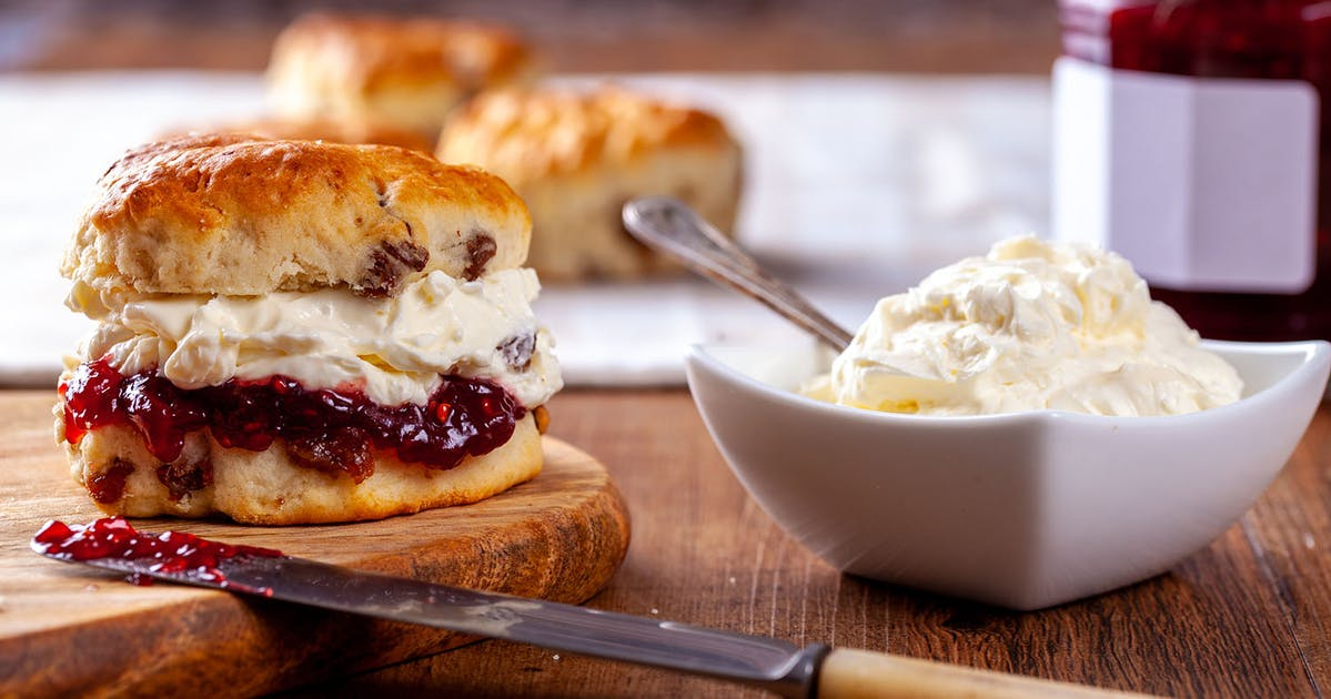 can you eat clotted cream when pregnant  netmums