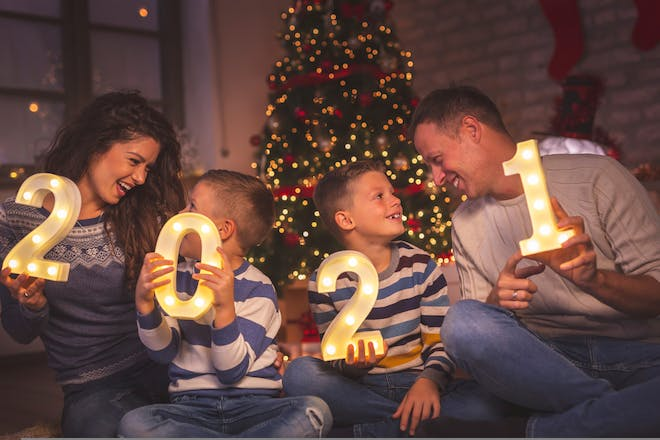 19 things to do with the kids on New Year's Eve