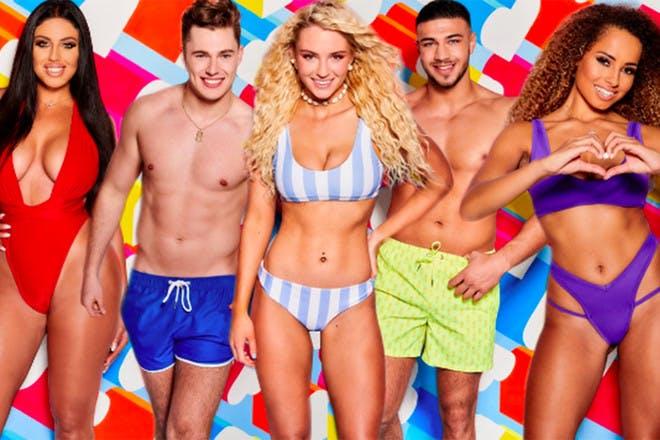 Love Island 2019 contestants