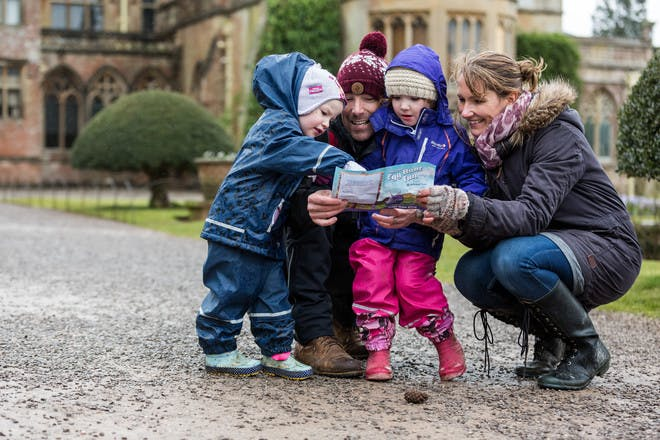 Easter Holidays at Tredegar House