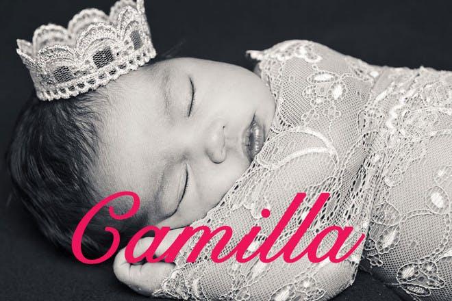 82. Camilla