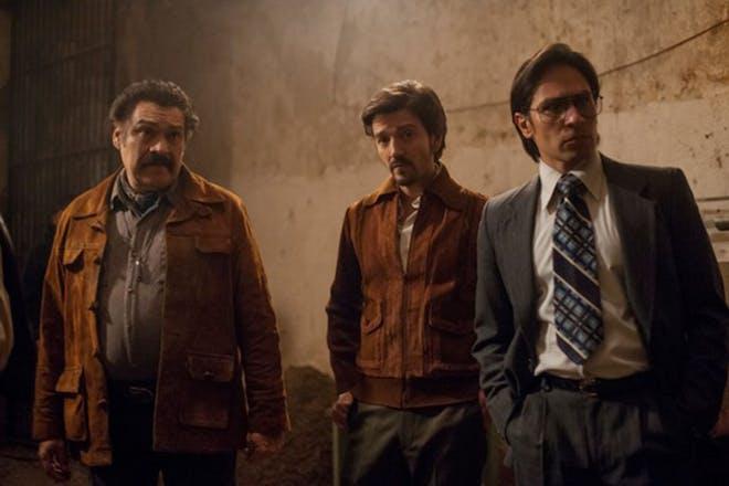 3. Narcos: Mexico (Season 2)