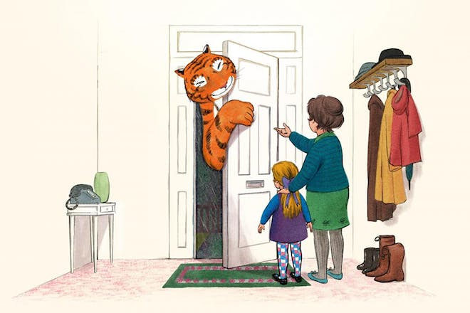 38. The Tiger Who Came To Tea