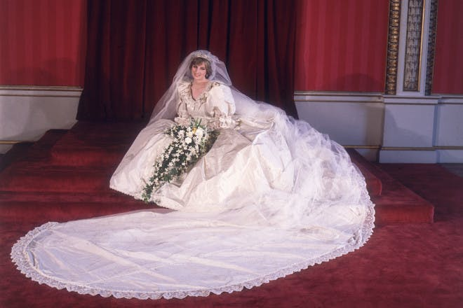 Princess Diana royal wedding
