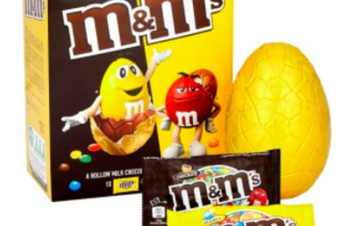 4. M&Ms