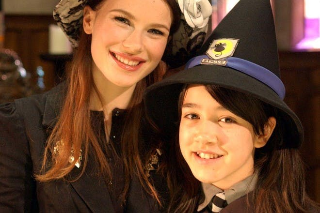 45. The Worst Witch