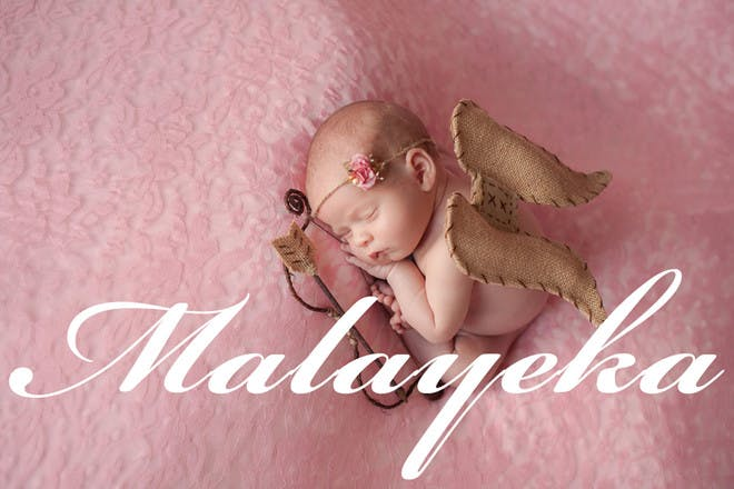 Baby name Malayeka