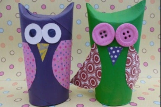 How to make model owls