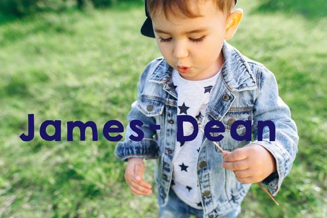 15. James-Dean