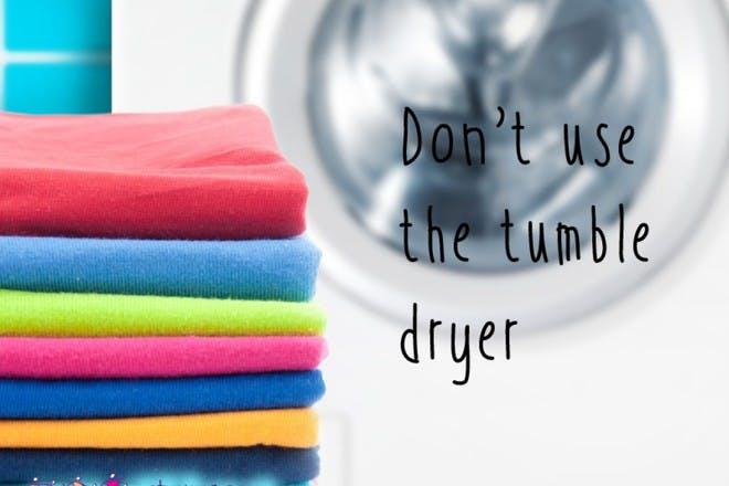 colourful laundry