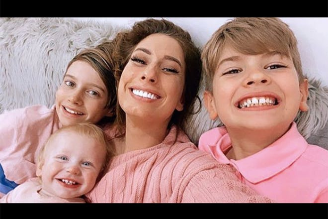 Stacey Solomon Mother's Day