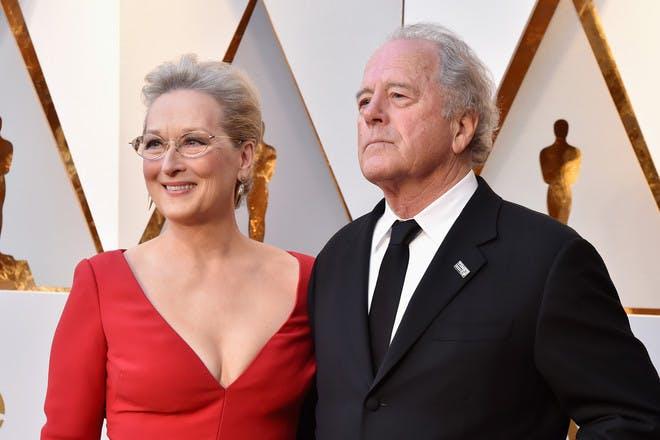 4. Meryl Streep and Don Gummer