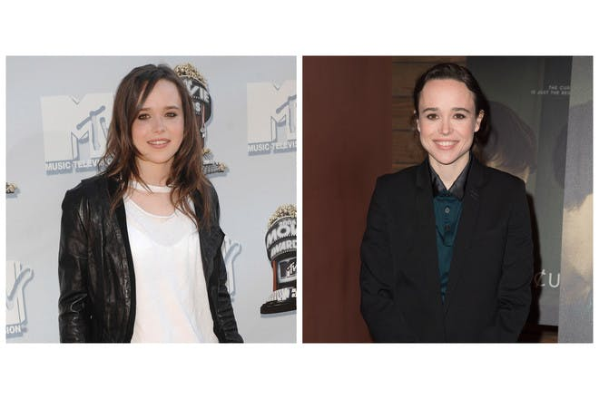 25. Ellen Page